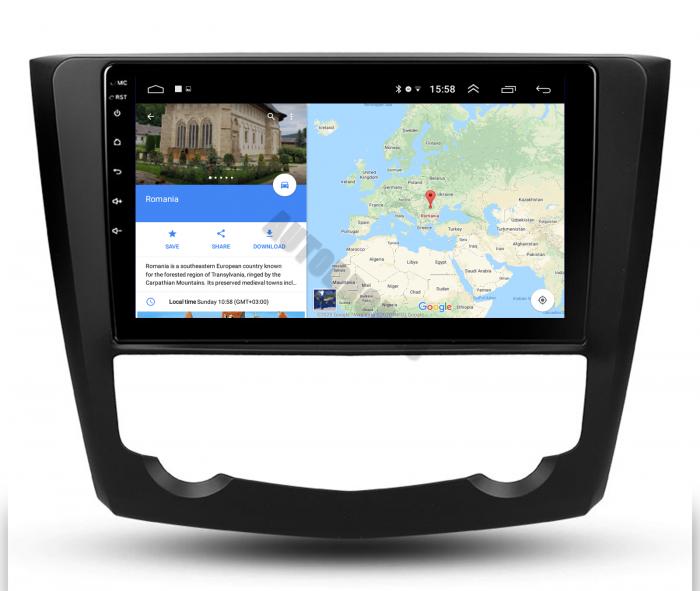 Navigatie Android Renault Kadjar 2GB | AutoDrop.ro [10]
