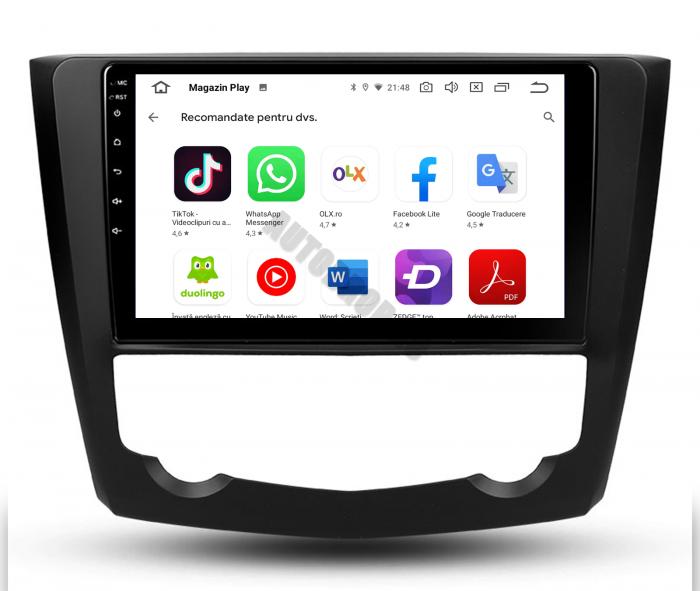 Navigatie Android Renault Kadjar 2GB | AutoDrop.ro [7]