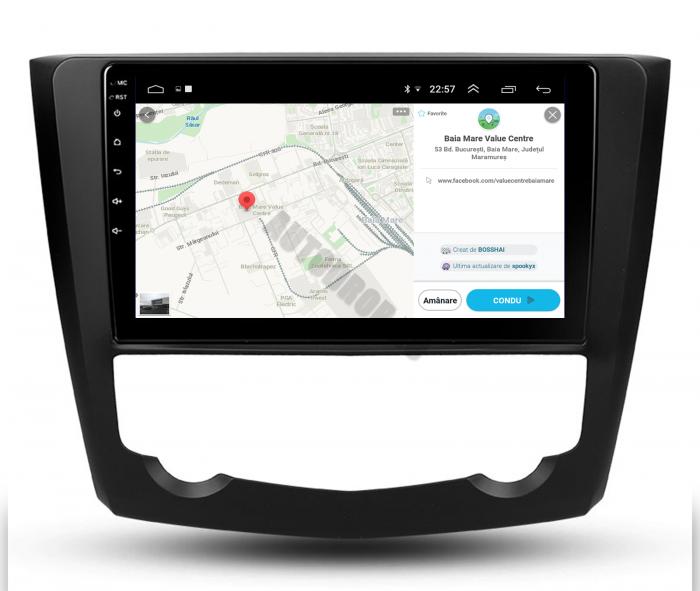 Navigatie Android Renault Kadjar 2GB | AutoDrop.ro [8]