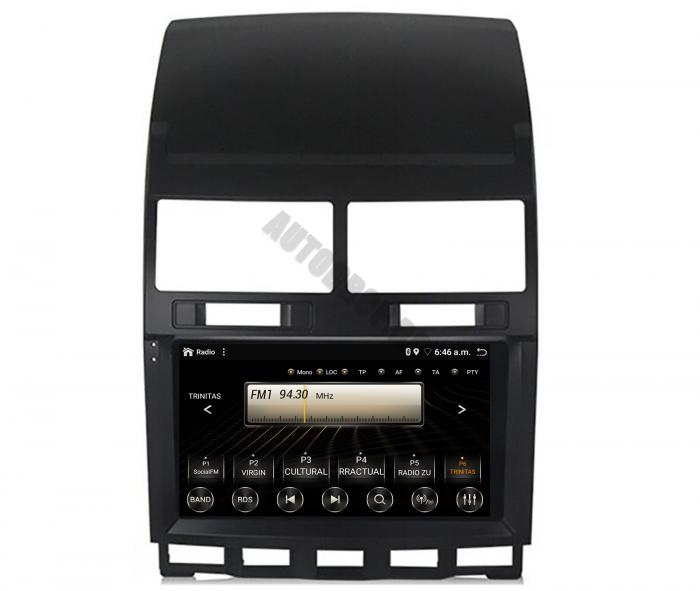 Navigatie Android 10 Volkswagen Touareg | AutoDrop.ro [3]