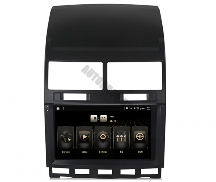Navigatie Android 10 Volkswagen Touareg | AutoDrop.ro [2]