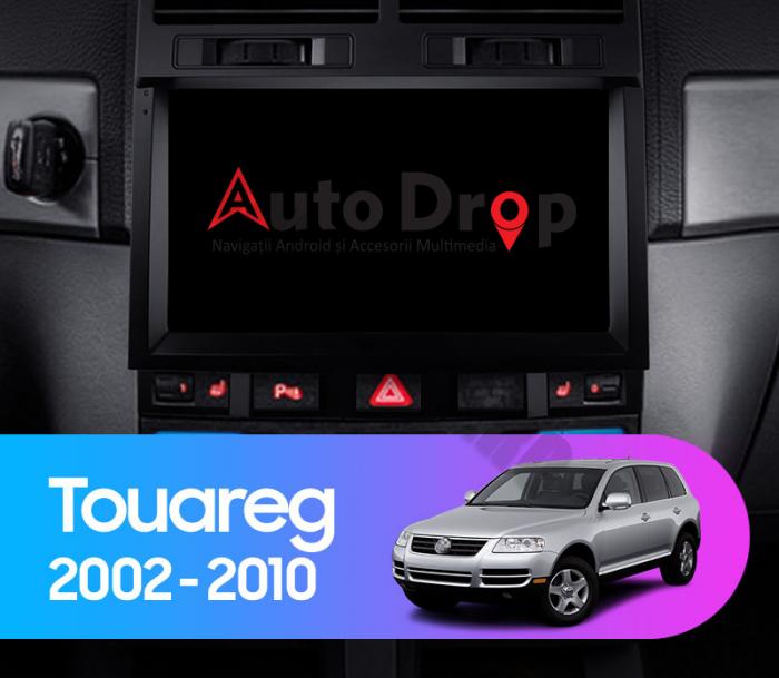 Navigatie Android 10 Volkswagen Touareg | AutoDrop.ro [17]