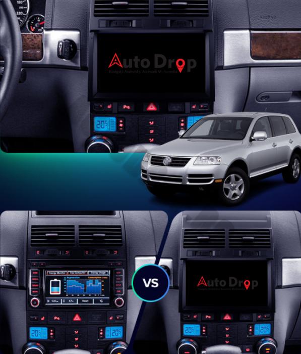 Navigatie Android 10 Volkswagen Touareg | AutoDrop.ro [18]