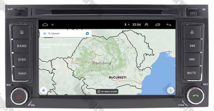Navigatie VW Touareg T5/Multivan Android 9 - AD-BGWVWTRGP3 14