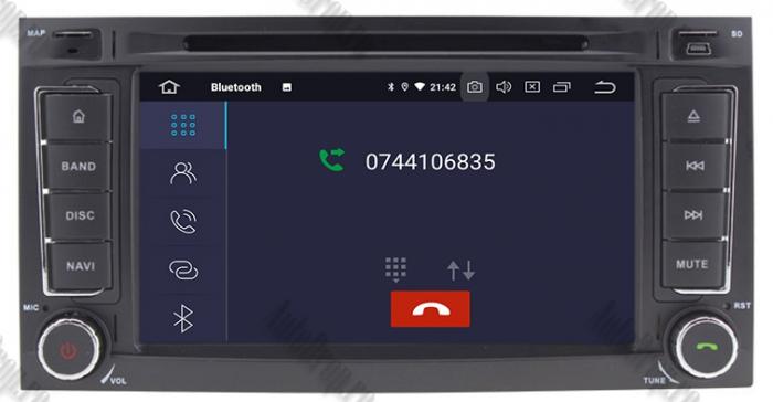 Navigatie VW Touareg T5/Multivan Android 9 - AD-BGWVWTRGP3 8