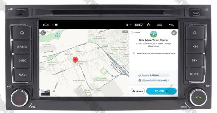 Navigatie VW Touareg T5/Multivan Android 9 - AD-BGWVWTRGP3 15