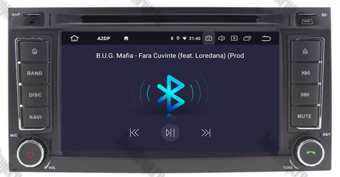 Navigatie VW Touareg T5/Multivan Android 9 - AD-BGWVWTRGP3 6