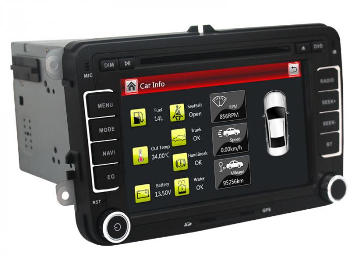 Navigatii Volkswagen cu Windows CE - AutoDrop.ro 2