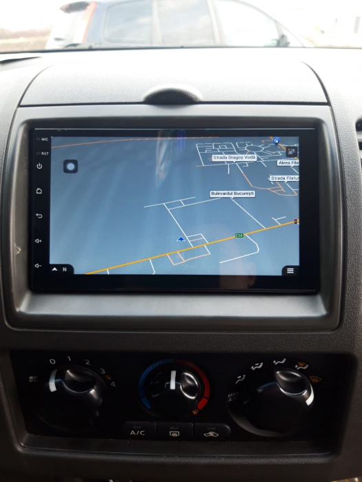 Navigatie Auto GPS All-in-One 2DIN, Android 8.1 - AD-BGP1002 14