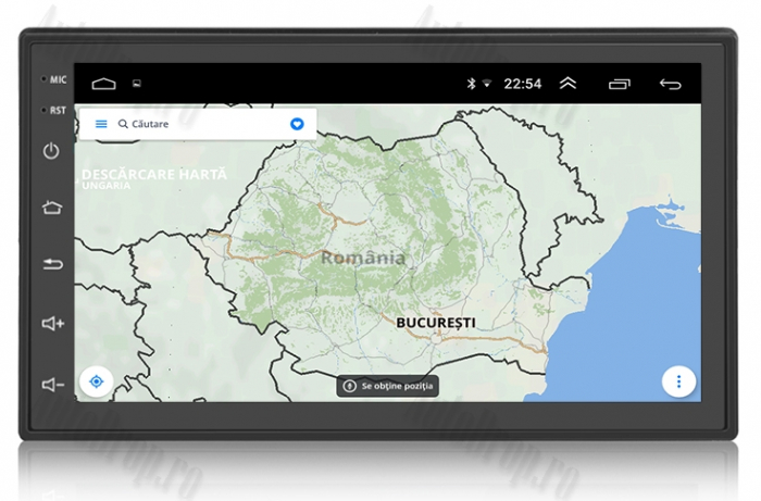 Navigatie Auto GPS All-in-One 2DIN, Android 8.1 - AD-BGP1002 6