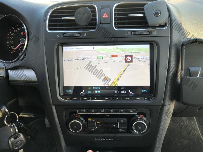 Navigatie Volkswagen, Skoda, Seat, Android | AD-BGPVW9MTK 18