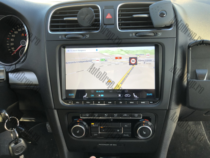 Pachet Navigatie Skoda Octavia 2 FL | AD-BGPVW9SKMTK 22