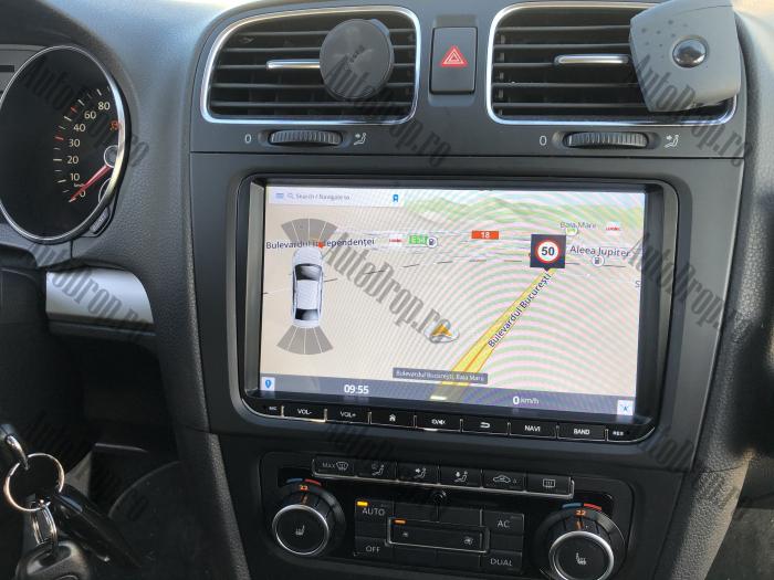 Navigatie 2+32GB Skoda Octavia 2 FL + Rama | AutoDrop.ro 18