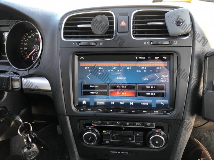 Navigatie 2+32GB Skoda Octavia 2 FL + Rama | AutoDrop.ro 19