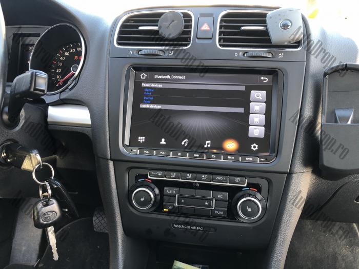 Navigatie 2+32GB Skoda Octavia 2 FL + Rama | AutoDrop.ro 16