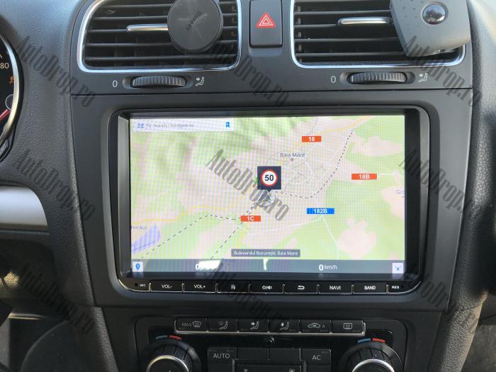 Navigatie 2+32GB Skoda Octavia 2 FL + Rama | AutoDrop.ro 17