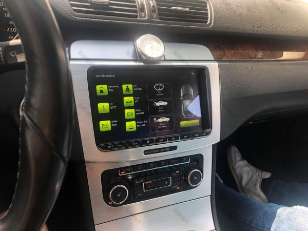 Navigatie Volkswagen, Skoda, Seat, Android | AD-BGPVW9MTK 25