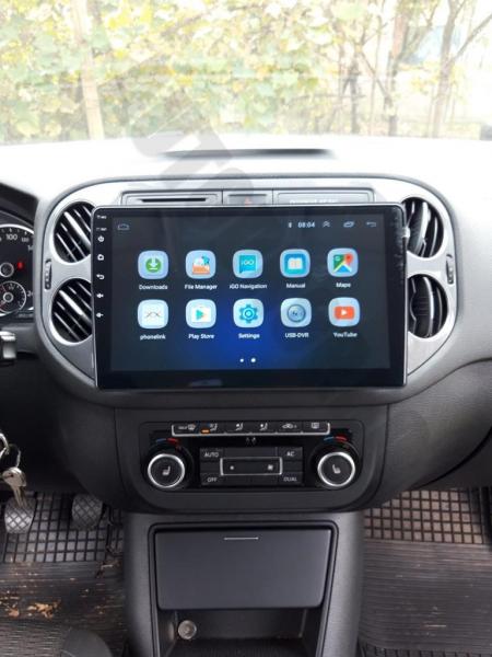 Navigatie Volkswagen, Skoda, Seat, Android   AD-BGPVW10MTK 15