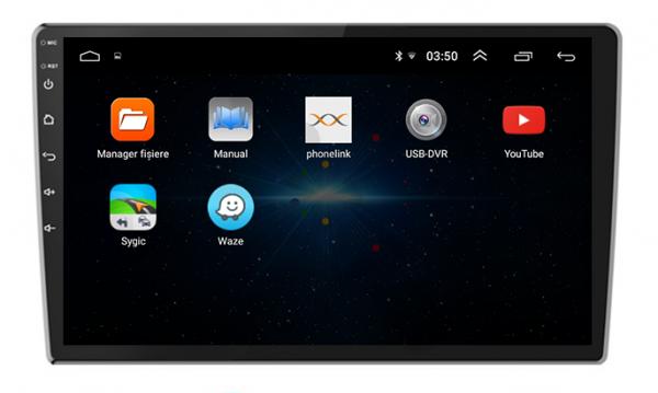 Navigatie Ford, Android, 9Inch | AD-BGPFORDF91GB 1