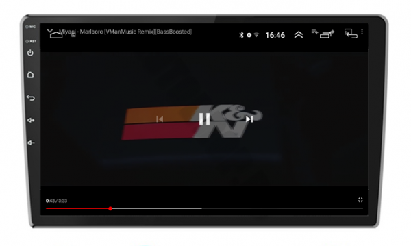 Navigatie Ford, Android, 9Inch | AD-BGPFORDF91GB 10