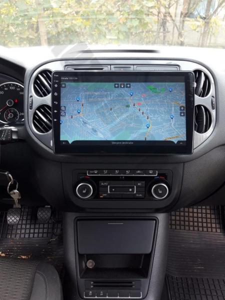 Navigatie Volkswagen, Skoda, Seat, Android   AD-BGPVW10MTK 18