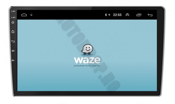 Navigatie Volkswagen, Skoda, Seat, Android   AD-BGPVW10MTK 5