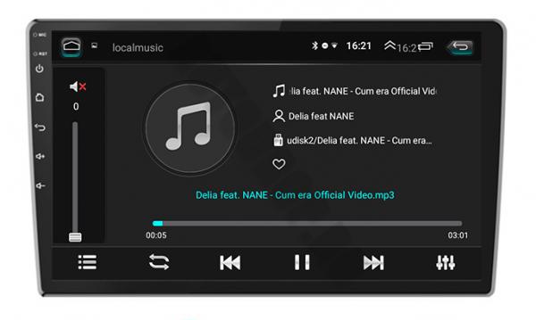 Navigatie Ford, Android, 9Inch | AD-BGPFORDF91GB 11