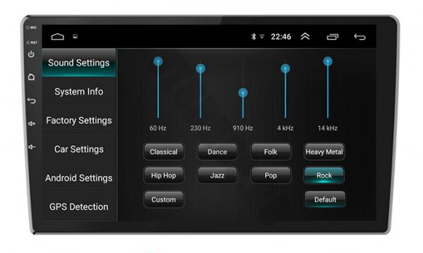 Navigatie Ford, Android, 9Inch | AD-BGPFORDF91GB 14