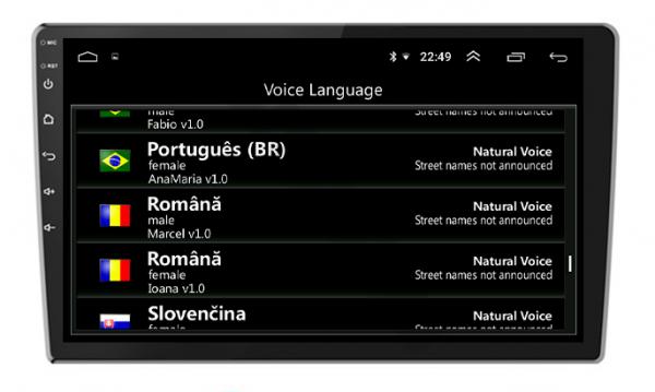 Navigatie Volkswagen, Skoda, Seat, Android   AD-BGPVW10MTK 12