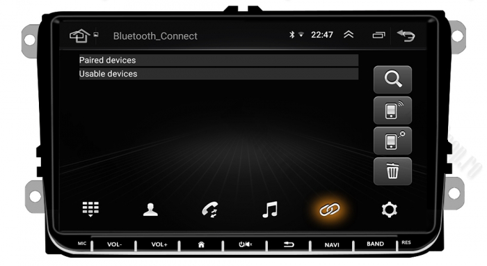Navigatie Volkswagen, Skoda, Seat, Android | AD-BGPVW9MTK 4
