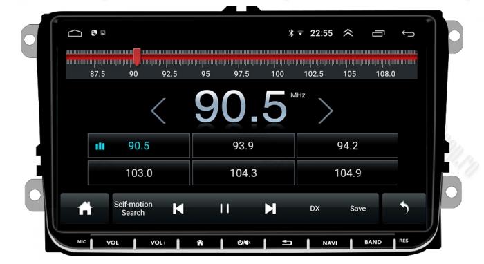 Pachet Navigatie Skoda Octavia 2 FL | AD-BGPVW9SKMTK 8