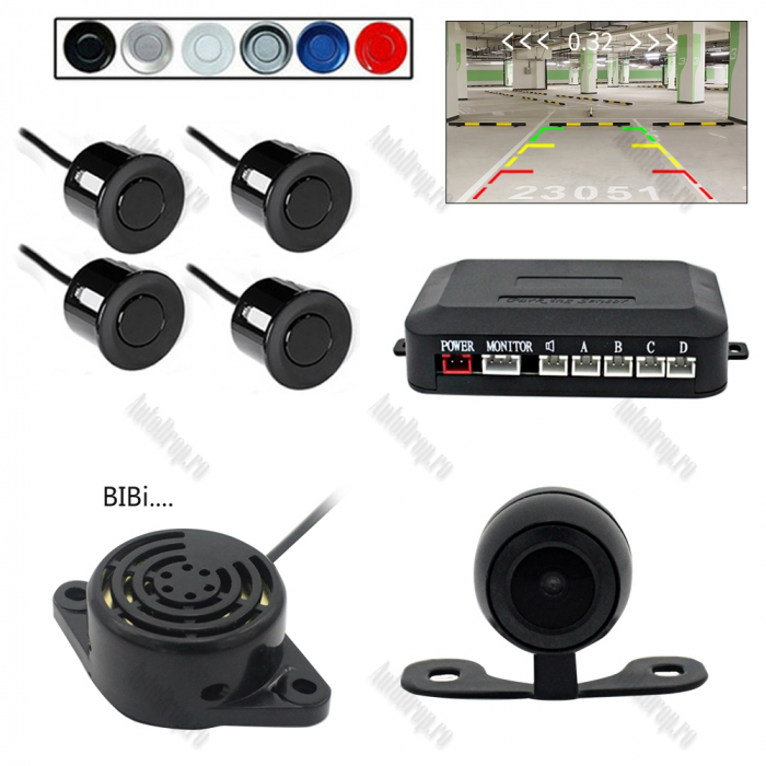 Senzori de Parcare cu Afisaj Pe Display | AutoDrop.ro 3