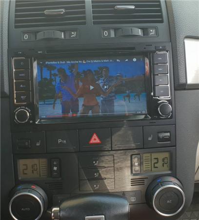 Navigatie Volkswagen Touareg cu Android 9 - Client Alba Iulia0