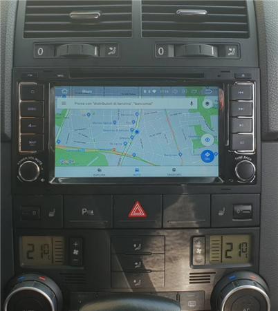 Navigatie Volkswagen Touareg cu Android 9 - Client Alba Iulia2