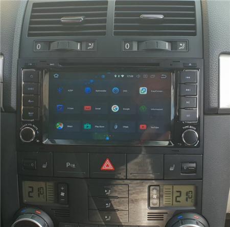 Navigatie Volkswagen Touareg cu Android 9 - Client Alba Iulia4