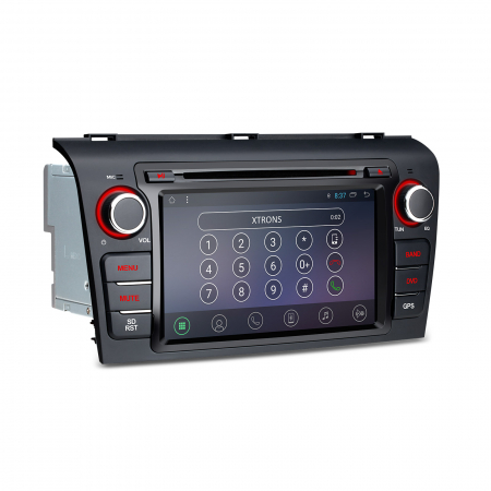 """-Out of Stock- NAVIGATIE MAZDA 3 (2004-2009), ANDROID 8.1, QUADCORE / 1GB RAM CU DVD, 7""""3"""