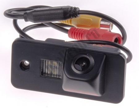 Camera Auto Video Marsarier Dedicata Audi A3, A4, A6, A8, Q7 (2001+) - AD-BGCMAUDI25