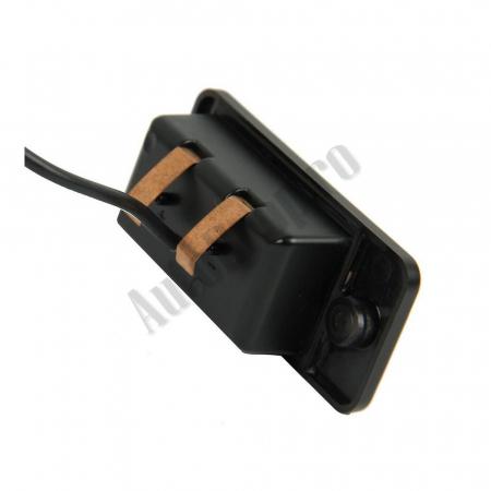 Camera Auto Video Marsarier Dedicata Audi A3, A4, A6, A8, Q7 (2001+) - AD-BGCMAUDI23