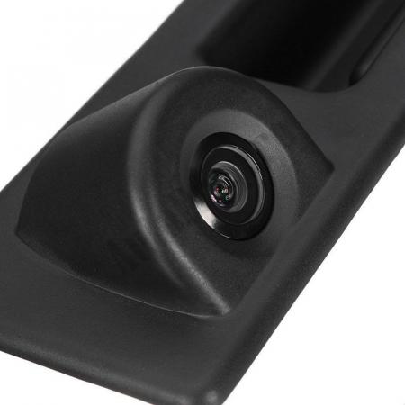 Camera Auto Video Marsarier Dedicata BMW F30, F31, F10, F25, E84 pe manerul de portbagaj - AD-BGCMBMW14