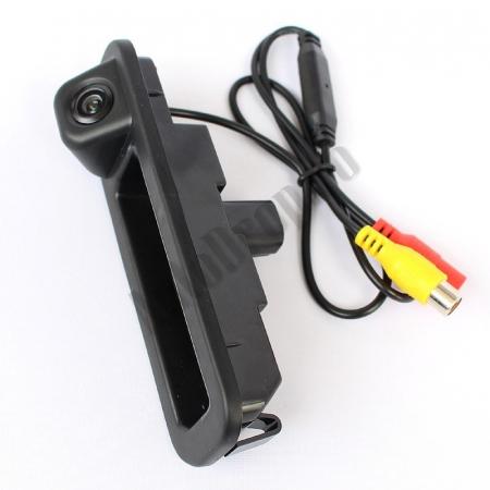 Camera Auto Video Marsarier Dedicata FORD FOCUS 3 Hatchback/Break pe manerul de la hayon - AD-BGCMFORD32