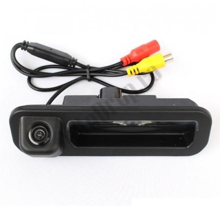 Camera Auto Video Marsarier Dedicata FORD FOCUS 3 Hatchback/Break pe manerul de la hayon - AD-BGCMFORD30