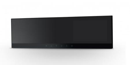 Oglinda DVR full HD 1280x720P1