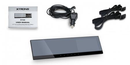 Oglinda DVR full HD 1280x720P3