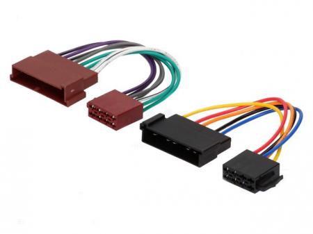 Adaptor ISO Quadlock BMW | AutoDrop.ro [1]