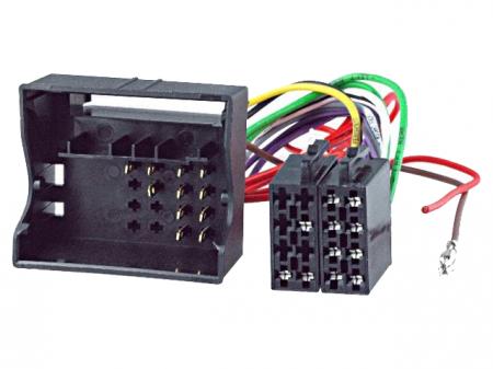 Adaptor ISO Quadlock BMW | AutoDrop.ro [0]