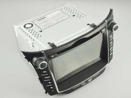 "NAVIGATIE HYUNDAI I30 (2011-2013), ANDROID 9, QUADCORE / 2GB RAM cu DVD, 7"" INCH3"