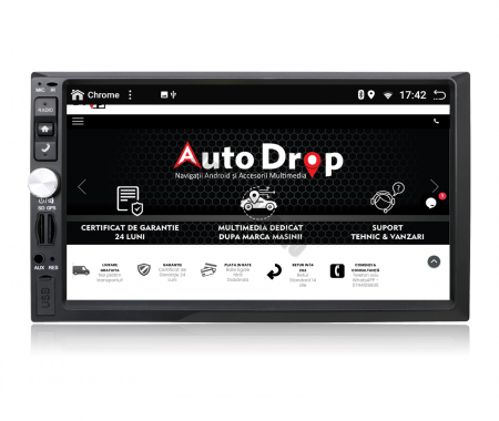 Navigatie Android 2DIN Octacore PX6   AutoDrop.ro [10]