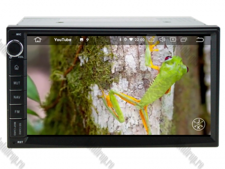 Navigatie All-in-One, Android 10, Quadcore|PX30| / 2GB RAM + 16GB ROM, 7 Inch - AD-BGW2GB16ROM7P312