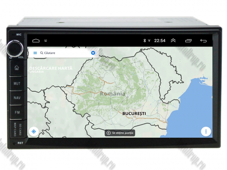 Navigatie All-in-One, Android 10, Quadcore|PX30| / 2GB RAM + 16GB ROM, 7 Inch - AD-BGW2GB16ROM7P315