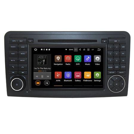 "Navigatie Mercedes, Android 8.1 ML/W164, GL/X164,  QUADCORE / 2GB RAM, 7"" Inch0"